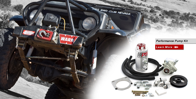 Power Steering Pumps, Kits & Components