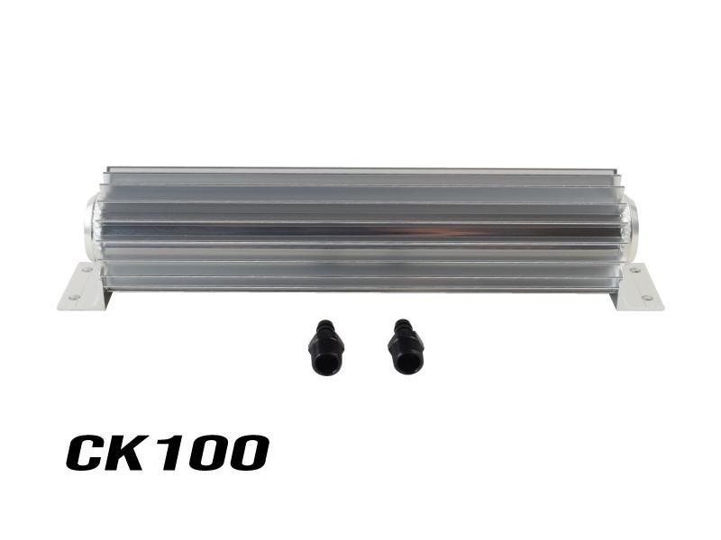 """CK100 - 16"""" Single Pass Super Flow Heat Sink Fluid Cooler Kit"""