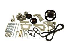 Accessory Drive Conversion Kit for GM GEN 5 LT Engine