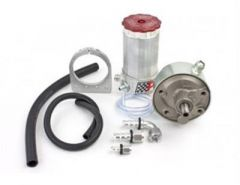 PK1405-S - Remote-Fill Power Steering P Pump and Remote Reservoir Kit for Street/Hot Rod Applications (Non-Hydroboost)