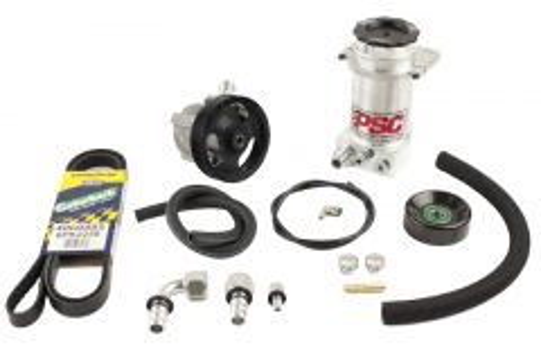 PK1853 - XD Power Steering Pump & Remote Reservoir Kit for 2007-11 Jeep JK 3.8L