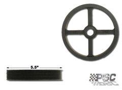 """PP2402 - 5.5"""" Power Steering Pump Pulley (Serpentine)"""
