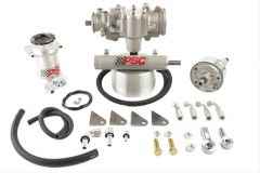 SK110 - Cylinder Assist Steering Kit, 1970-79 Jeep CJ with Factory Power Steering