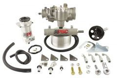 SK251 - BIG BORE XD Steering Cylinder Assist Kit for 2003-06 Jeep TJ with Aftermarket D60