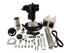 SK295 - BIG BORE XD Adventure Steering Kit for 2007-11 Jeep JK 3.8L