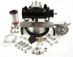 Cylinder Assist Steering Kit, 1970-76 GM 4WD w/ Crossover Steering