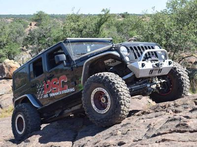 Jeep Steering Systems