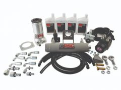 FHK200TC - Full Hydraulic Steering Kit with 1200X Series Power Steering Pump for 40-42 Inch Tire Size
