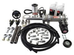 FHK400JK - Full Hydraulic Steering Kit for 2007-11 Jeep JK 3.8L with 40-46 Inch Tire Size