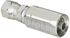 "#6 (3/8"") Field Serviceable High Pressure Fittings"