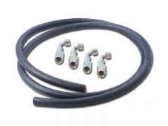 HK2020 - Cylinder Assist Hose Kit with 4X 90° Fittings, 6 FT #6 HP Hose