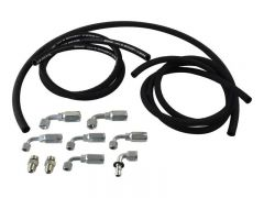 HK2088-2 - Economy Complete Hose Kit for Full Hydraulic Installation