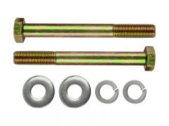 Installation Hardware Kit for PSC SG688/R Steering Gearbox with Synergy MFG JK Track Bar Brace