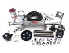 FHK400TJ - Full Hydraulic Steering Kit, 1997-2006 Jeep LJ/TJ with 40-46 Inch Tire Size