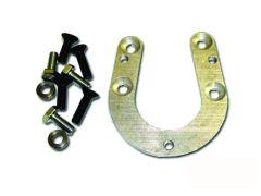 Adaptive Bracket Kit, P Pump Conversion Installation on Ford 302/7.3L
