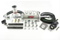 FHK100TC - Full Hydraulic Steering Kit with 1200X Series Power Steering Pump for 32-40 Inch Tire Size
