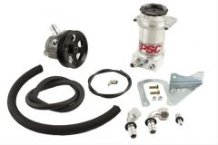 PK1851 - XD Power Steering Pump and Remote Reservoir Kit for 1990-94 Jeep 4.0L