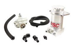 Pro Touring Power Steering Pump and Remote Reservoir Kits (Steering Gearbox Applications)