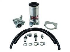 Type II/TC Power Steering Pump And Remote Reservoir Kit
