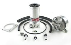 PK1405-OR - Remote-Fill Power Steering P Pump and Remote Reservoir Kit for Off-Road Applications (Non-Hydroboost)