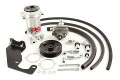 Power Steering Pump and Remote Reservoir Kit for 2007-18 Jeep JK with HEMI Conversion