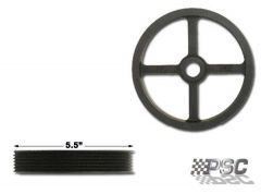 "PP2402 - 5.5"" Power Steering Pump Pulley (Serpentine)"