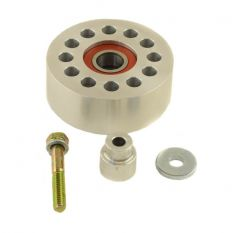 PP4104-2 - 3.25 INCH RACE USE IDLER PULLEY, DOUBLE BEARING