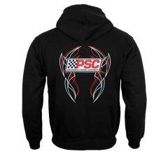 PSC Black Tribal Hoodie