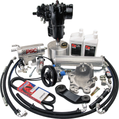 SK551 - BIG BORE XD-JT Adventure Steering Kit for 2020 and Newer Jeep JT Gladiator 3.6L