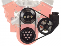 RK600B-13CP3 - 1300psi Circle Track Power Steering Pump V-Belt Kit