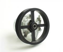 Sportsman Series Steel Race Pump 1300 psi w/ 5.5 Serp Pulley