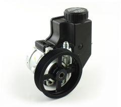 Pro Series Aluminum Race Pump w/ Integral Reservoir 4.5 Serp Pulley