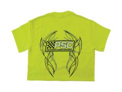 PSC Safety Yellow Tribal T-Shirt