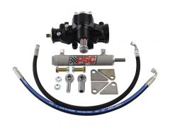 SK247 - Budget Cylinder Assist Steering Kit for 1997-2002 Jeep TJ with OEM Axle