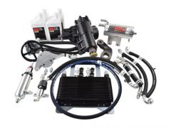 SK501 - BIG BORE XD-JL Overlander Steering Kit with Cylinder Assist Capability for 2018-20 Jeep JL 3.6L