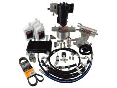 SK551-60A - BIG BORE XD-JT Cylinder Assist Steering Kit for 2019-20 Jeep JT Gladiator with CURRIE 60/70 AXLE