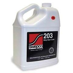 SWEPCO 203 Moly XP 250W Gear Oil, 1 GAL